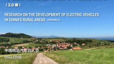 Photo of Research on electric vehicle travel in rural China From China electric vehicle 100 people's meeting