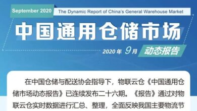 Photo of China General warehousing market dynamic report in September 2020 From IOT cloud warehouse