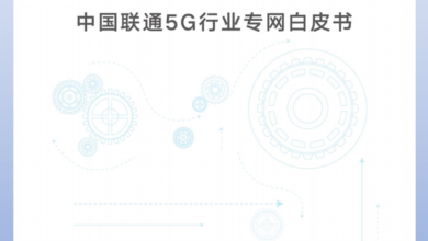 Photo of 5g industry private network white paper From China Unicom