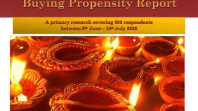 Photo of Report on consumption intention of Indian Diwali festival in 2020 From Wow.