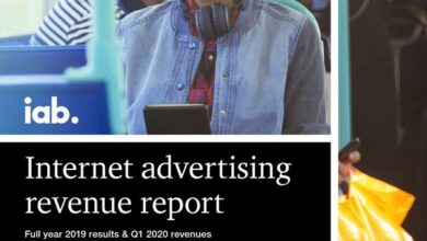 Photo of Us online advertising revenue report in 2019 From IAB.