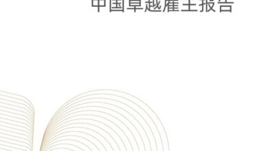 Photo of China excellent employer report in 2019 From 58 local recruitment Research Institute