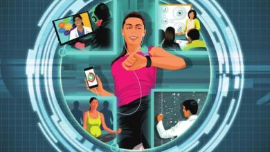 Photo of Smart health and future medical report From Deloitte Consulting