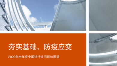 Photo of Review and Prospect of China's banking industry in the half year of 2020 From PricewaterhouseCoopers