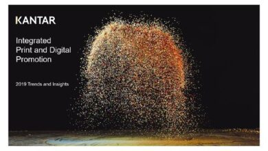 Photo of Integrate print and digital promotion From Kantar