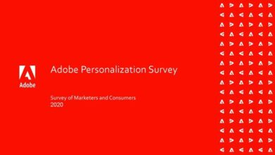Photo of Personalized report 2020 From Adobe