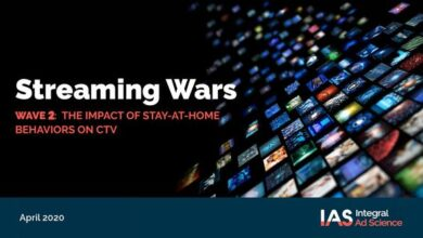 Photo of Report on the impact of epidemic situation on Internet TV From The battle of streaming media