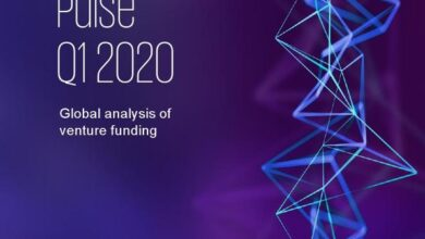 Photo of Global venture capital report for the first quarter of 2020 From kpmg