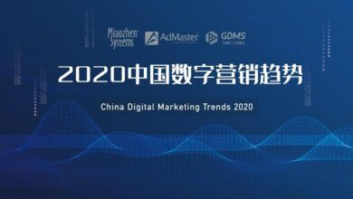 Photo of 2020 China Digital Marketing Trend Report From Miaozhen Systems