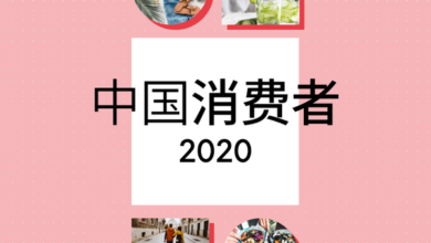 Photo of China consumer report 2020 From Inmant