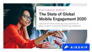 Photo of Global mobile participation report 2020 From Airship