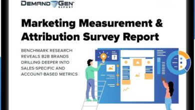 Photo of Marketing measurement and attribution Survey Report From Demand Gen