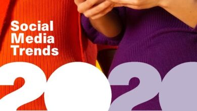 Photo of Social media trends report 2020 From Hootsuite