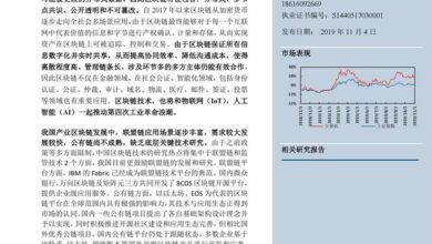 Photo of In depth analysis of industrial blockchain industry status From China CITIC