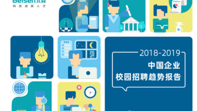 Photo of Report on campus recruitment trend of Chinese enterprises in 2018-2019 From Beson