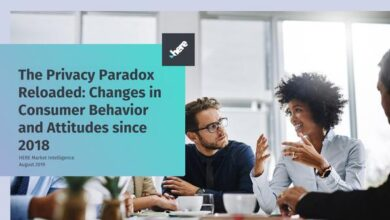 Photo of Report on changes in customer behavior and attitude From privacy paradox