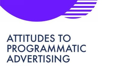 Photo of European advertising program buying report in 2019 From IAB.