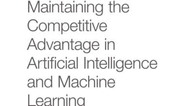 Photo of Maintain the competitive advantage of artificial intelligence and machine learning From Rand Corporation
