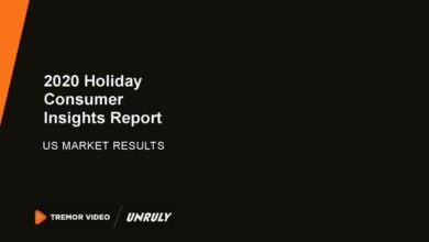 Photo of Consumer survey report of holiday shopping season in 2020 From Unruly