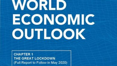 Photo of Global economic overview in April 2020 From International Monetary Fund