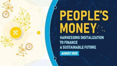 Photo of Investing in a sustainable future with digital From People's money