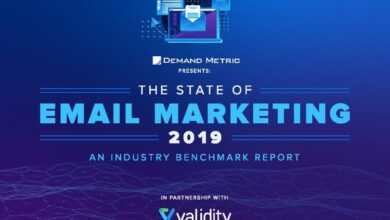Photo of Email marketing report in 2019 From Validity