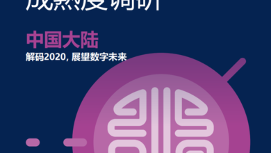 Photo of Research Report on artificial intelligence maturity in Greater China in 2020 From Ernst & Young & Microsoft
