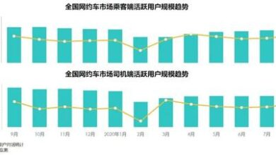 Photo of Monthly report of Internet new travel branch in September 2020 From China Automobile Circulation Association