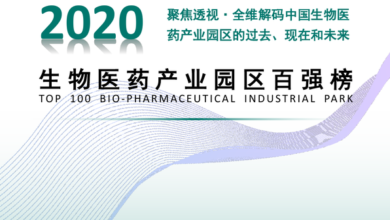 Photo of Top 100 biomedical industrial parks in 2020 From CCID Consultant