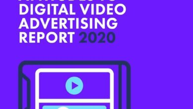 Photo of Survey report on Internet video advertising in 2020 From IAB.