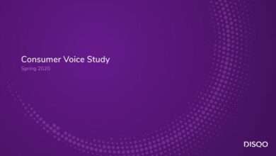 Photo of Research Report on consumer voice in spring 2020 From DISPLAY