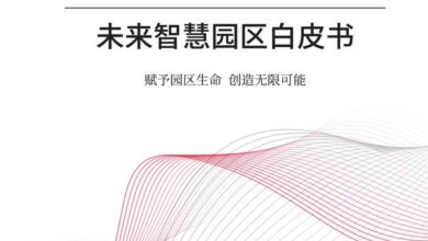 Photo of White paper on smart Park in 2020 From Huawei