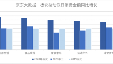 Photo of Double Festival travel consumption is booming, travel appliances and other five sectors drive growth From Jingdong big data