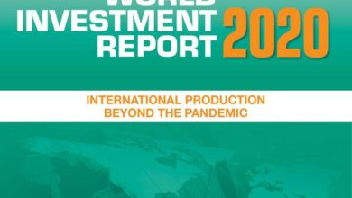 Photo of World Investment Report 2020 From United Nations Conference on Trade and development