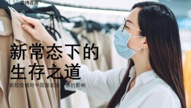 Photo of The impact of Xinguan epidemic on China's clothing consumption From Oliver Wyman