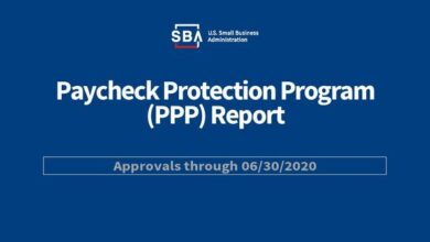 Photo of Report on the U.S. salary protection program in 2020 From Small business administration