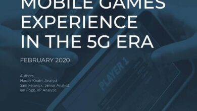 Photo of Mobile game experience report in 5g Era From Opensignal