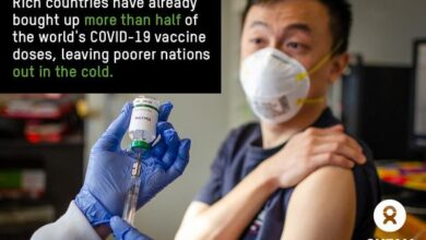 Photo of Novel coronavirus pneumonia vaccine is expected to show a serious gap between rich and poor. From Airfinity
