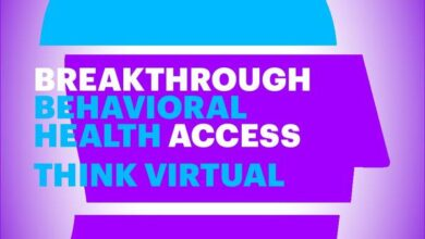 Photo of Virtual thinking of providing behavioral health therapy From accenture