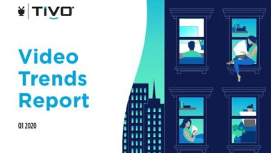 Photo of Video trend report for the first quarter of 2020 From TiVo