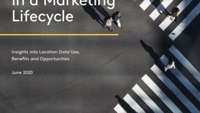Photo of Location data in marketing life cycle From FourSquare