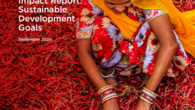 Photo of Sustainable development goals From 2020 mobile industry impact report