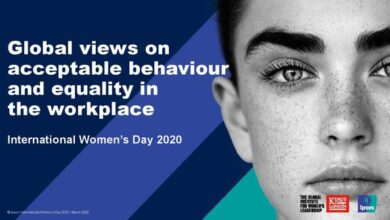Photo of Global gender equality in the workplace From Ipsos