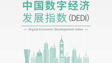 Photo of White paper on 2020 China Digital Economic Development Index From CCID Consultant