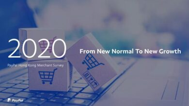 Photo of Survey of Hong Kong merchants in 2020 From PayPal