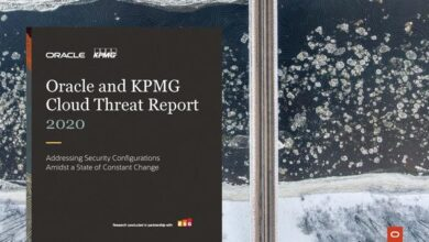 Photo of Cloud threat report 2020 From Oracle