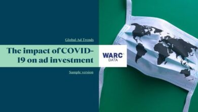 Photo of Covid-19's impact on global advertising investment From WARC