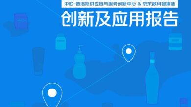 Photo of 2020 blockchain traceability service innovation and application report From Jingdong branch of Mathematics