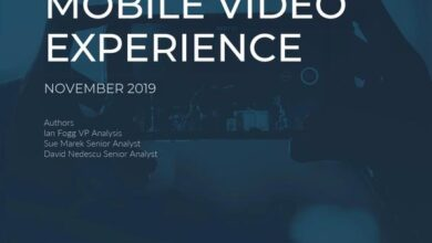 Photo of Global mobile video experience report in 2019 From OpenSignal