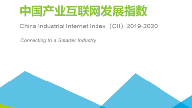Photo of China Industrial Internet Index report from 2019 to 2020 From IResearch consulting